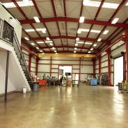 New straightening facilities